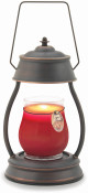 Oil Rubbed Bronze Hurricane Candle Warmer Lantern