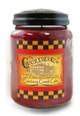 Cranberry Crumb Cake 26 oz. Large Jar Candleberry Candle