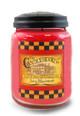 Juicy Macintosh 26 oz. Large Jar Candleberry Candle