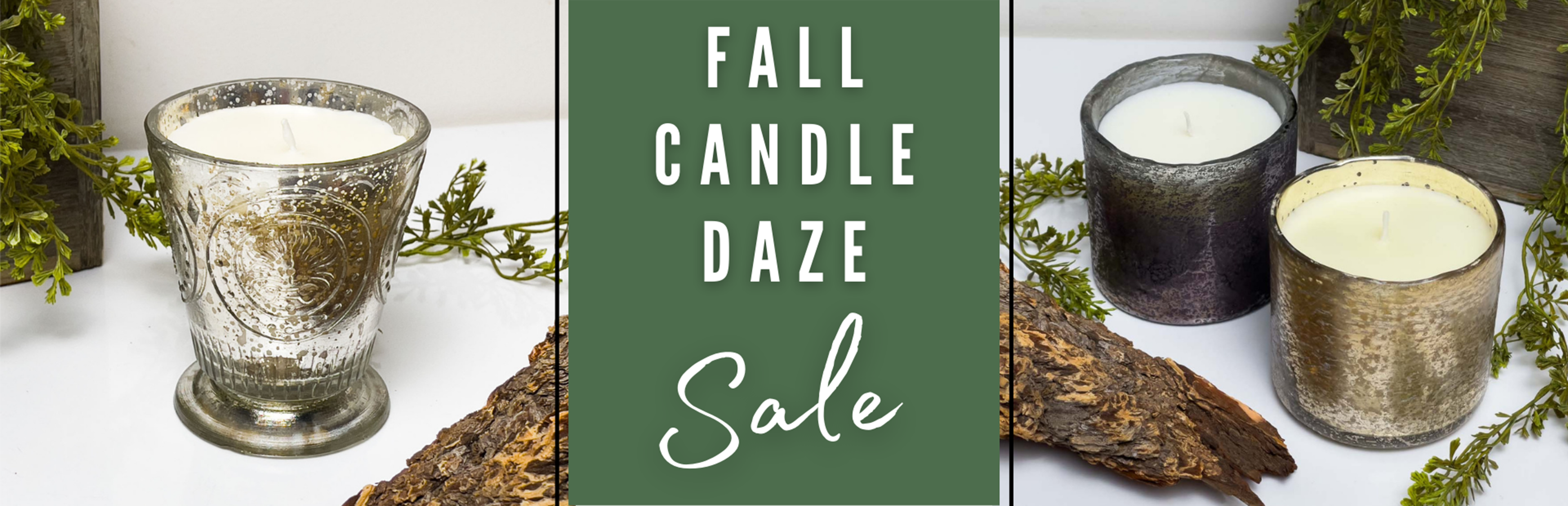 Fall Candle Daze Sale