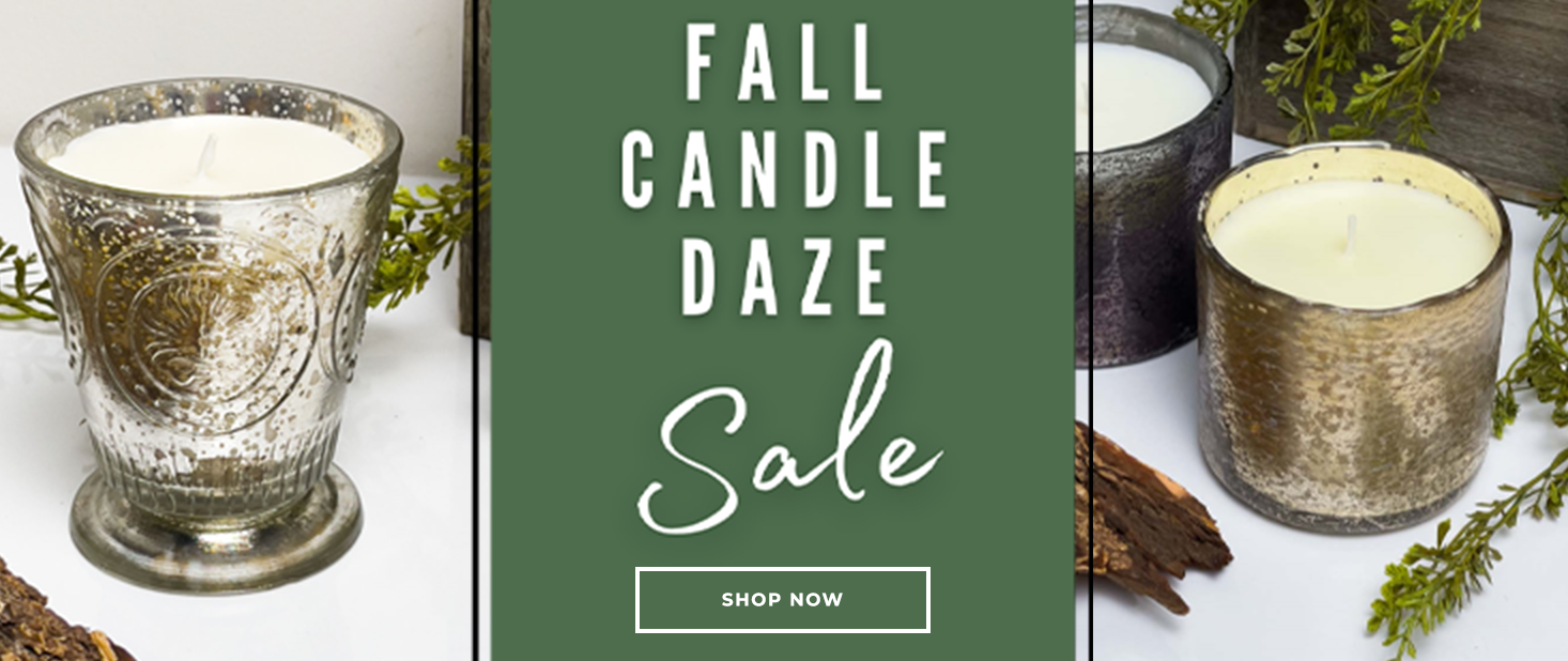 Fall Candle Daze