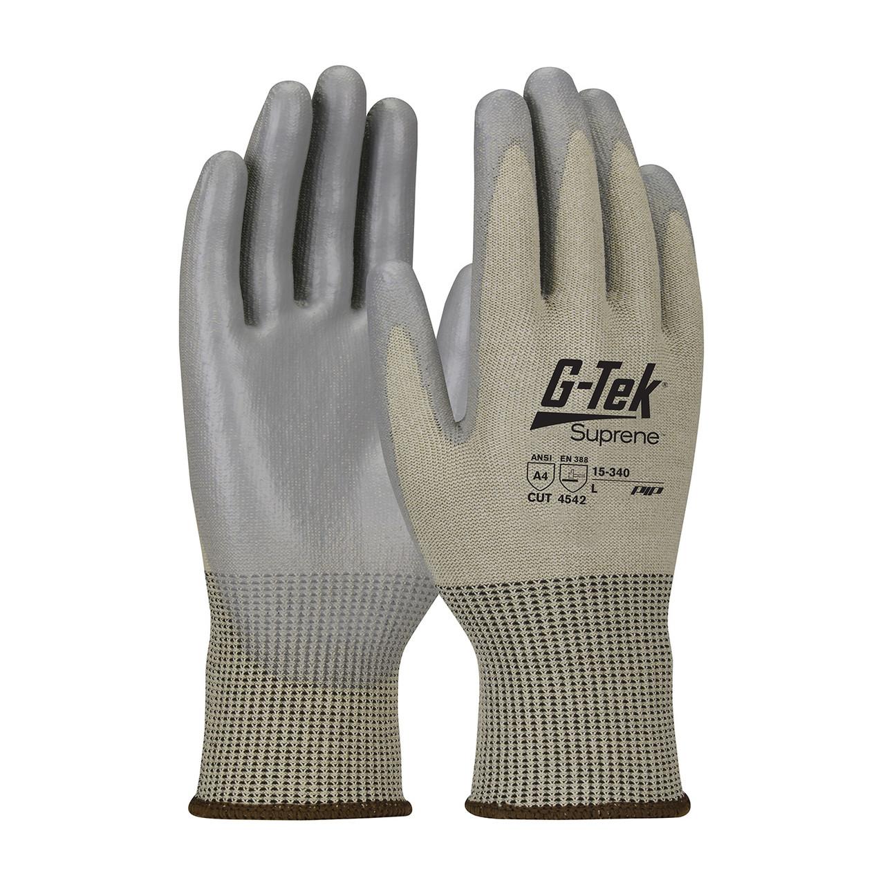 NEW PIP 34-876//XL MaxiFlex Ultimate 15G Gray Gloves
