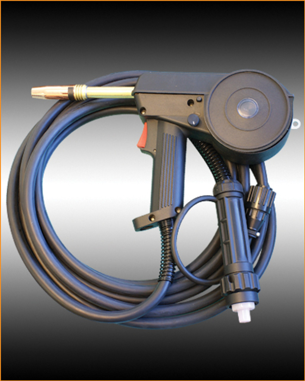 Spool Gun 20 Ft 200 Amp For All Mig Welding Machines Spgrwa200 First Industrial Supplies
