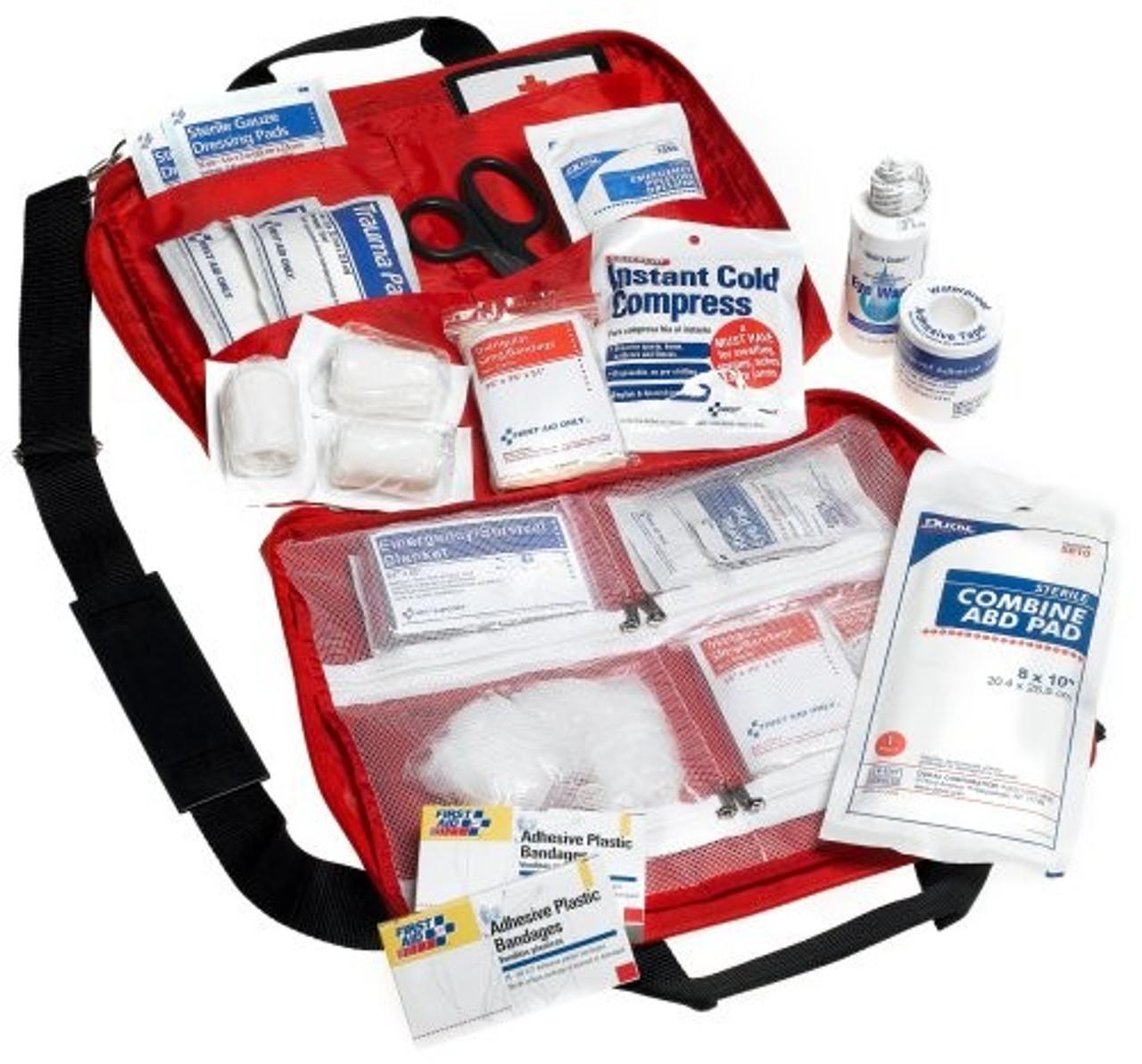 First Responder Kit, Medium 120 Piece Bag 510-FR