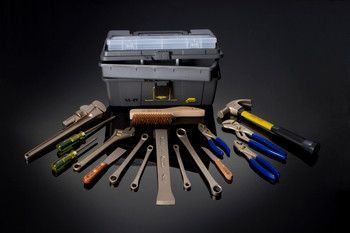Kit 16 Piece Tool Kit