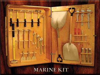 Cabinet for M-50 Marine Kit