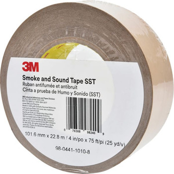 3M Smoke And Sound Tape, 2, Case of 24