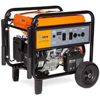 Wanco 7500W Portable Gas Generator