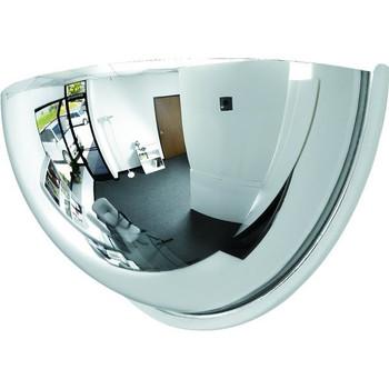 """18"""" Acrylic Half Dome 180° Mirror"""