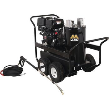 Mi-T-M 3,000 PSI Gas Hot Water Pressure Washer