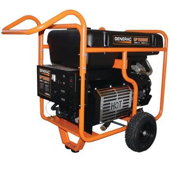 Generac GP15000E 15,000 Watt Portable Generator