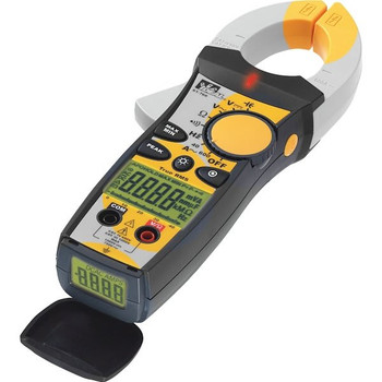 Ideal® TightSight® 600 Amp AC Clamp Meter, True RMS, Audible Continuity