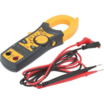 Ideal Clamp-Pro 600 Amp True RMS Clamp Meter