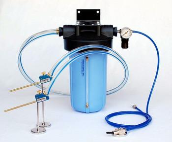 Fog Buster Coolant Sprayer, One Gallon Dual Sprayer Model