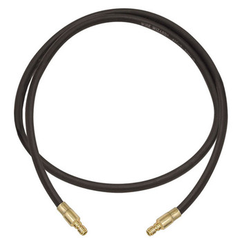 Conduit Flexible H.D. assy w/swaged bayonets 120in or 10ft (3m)