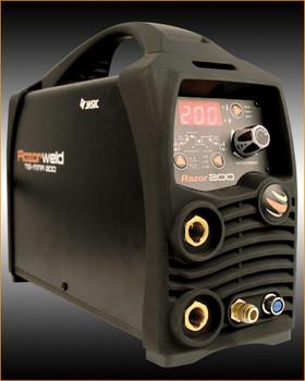 Razorweld 200 Tig / Arc Welder Inverter Complete