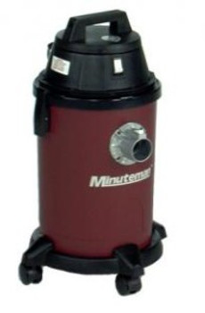 290-15, Twin Motor, 15 Gallon (72 lbs./33 kg) 115V, 50/60 Hz, Polyethylene, Wet/Dry - 290 Series Vacuums