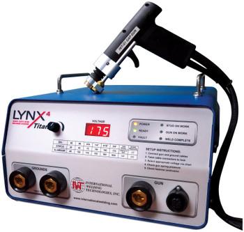 LYNX4 Titan Heavy Duty Stud Welding System