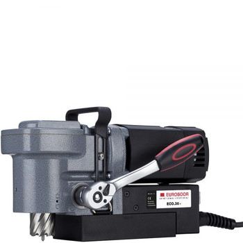 """1-7/16"""" Low Profile Magnetic Drill Press with Gyro-Tec"""