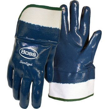 - Coated Supported Gloves   1 Pair