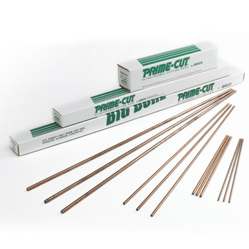 "3/8 x 36"" Exothermic Cutting Rods - 25 Rods per box"