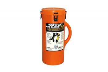 """1 Water Jel Heat Shield Fire Extinguishing Blanket, 72"""" x 60"""""""