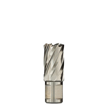 """1"""" x 1"""" High Speed Steel Annular Cutter with Pin"""