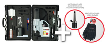"""2"""" Mag Drill Press with accessory kit"""