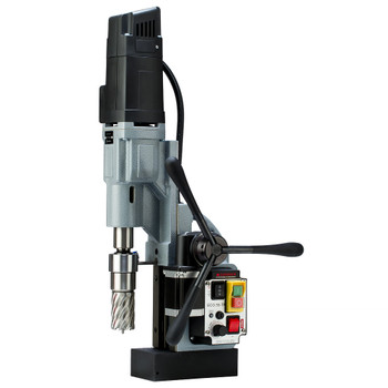 """2-3/16"""" Auto feed Magnetic Drill Press, var. speed, Reverse (, Tapping"""