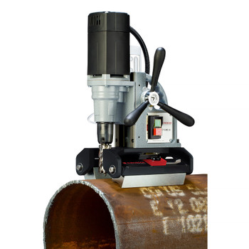 """1-3/16"""" Magnetic Drill Press on Tube/Pipe"""