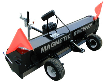 Aardvark 96 Tow Behind Magnetic Sweeper