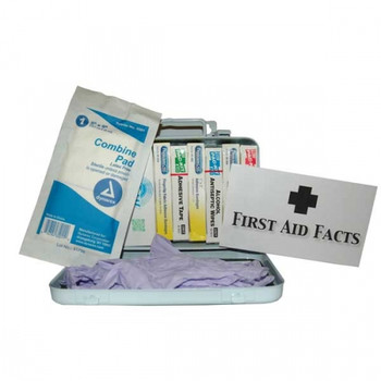 10 Person Metal First Aid Kit