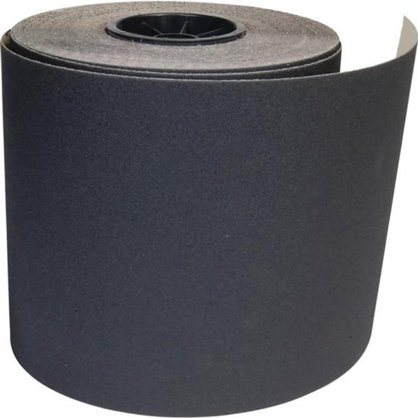 "Norton 46905 8"" x 50 Yd 36-2 Grit Durite Floor Paper Roll"