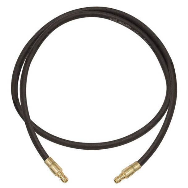 Conduit Flexible assy w/swaged bayonets 120in or 10ft (3m)