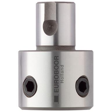 Euroboor Arbor MT2-3//4 inch Weldon w//out coolant