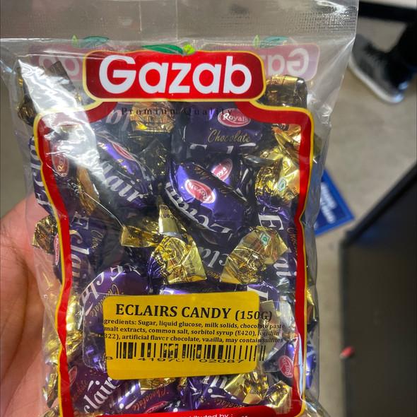 Gazab Eclairs 150g