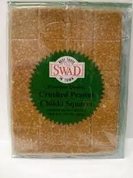 Swad Crushed Peanut Chikki 200g