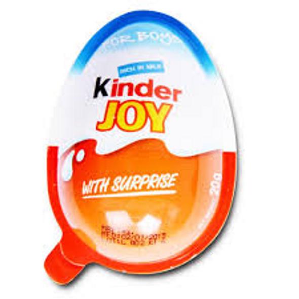 Kinder Joy Surprise for Boys