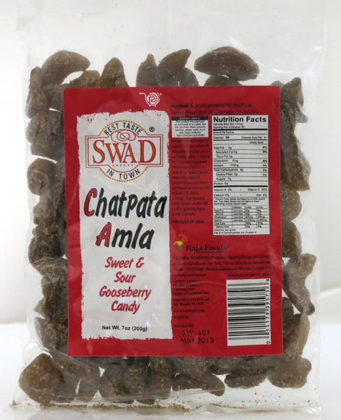 Swad Amla Chatpata Candy
