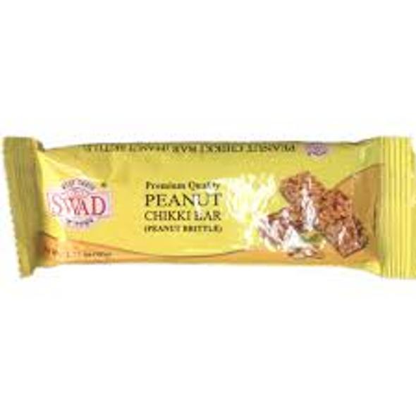Swad Peanut Chikki Bar 50g