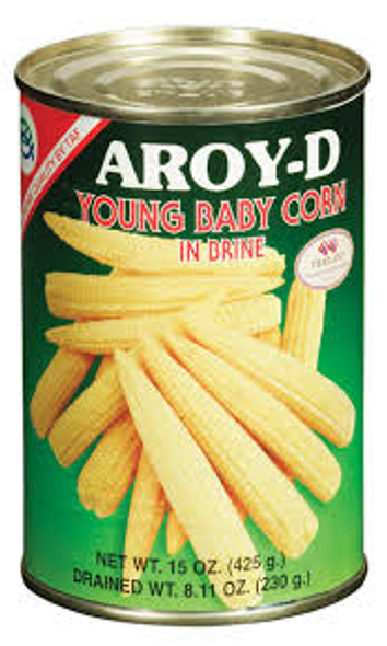 Young Baby Corn 15oz