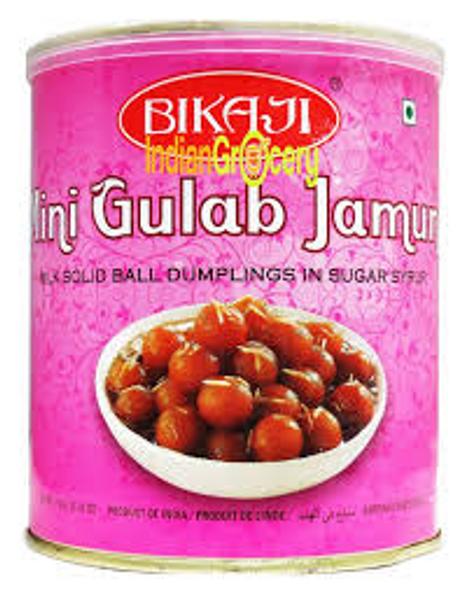 Bikaji Mini Gulab Jamun 1kg