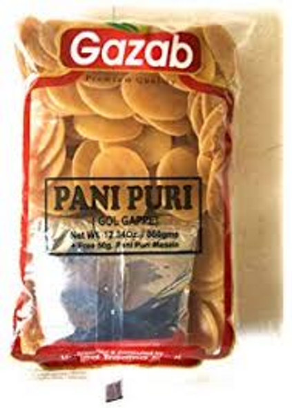 Gazab Pani Puri (Non Fried) 350g