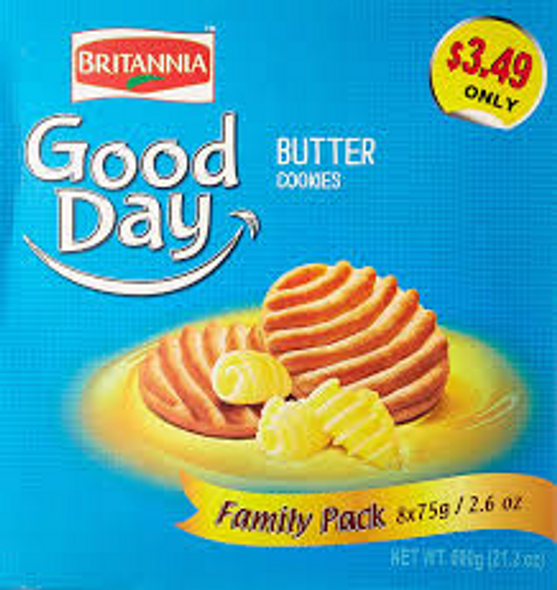Britania Good Day Butter FP