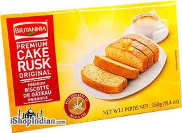 Britania CakeRusk 19.4oz