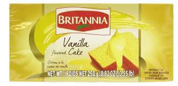 Britania Vanilla Cake 8.8oz