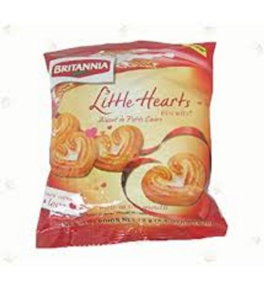 Britania Little Hearts 2.64oz