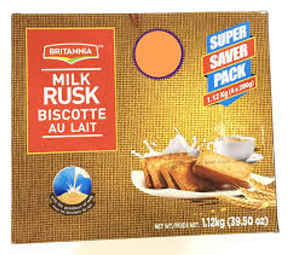 Britania Milk Rusk Super Saver