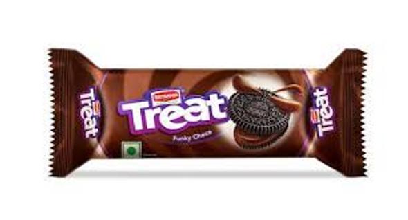Britania Treat Funky Chocolate