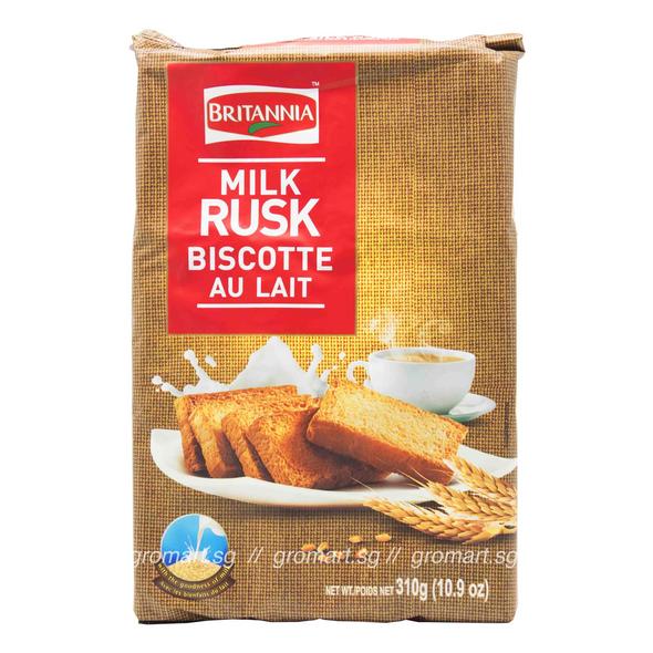 Britannia Milk Rusk 9.87oz